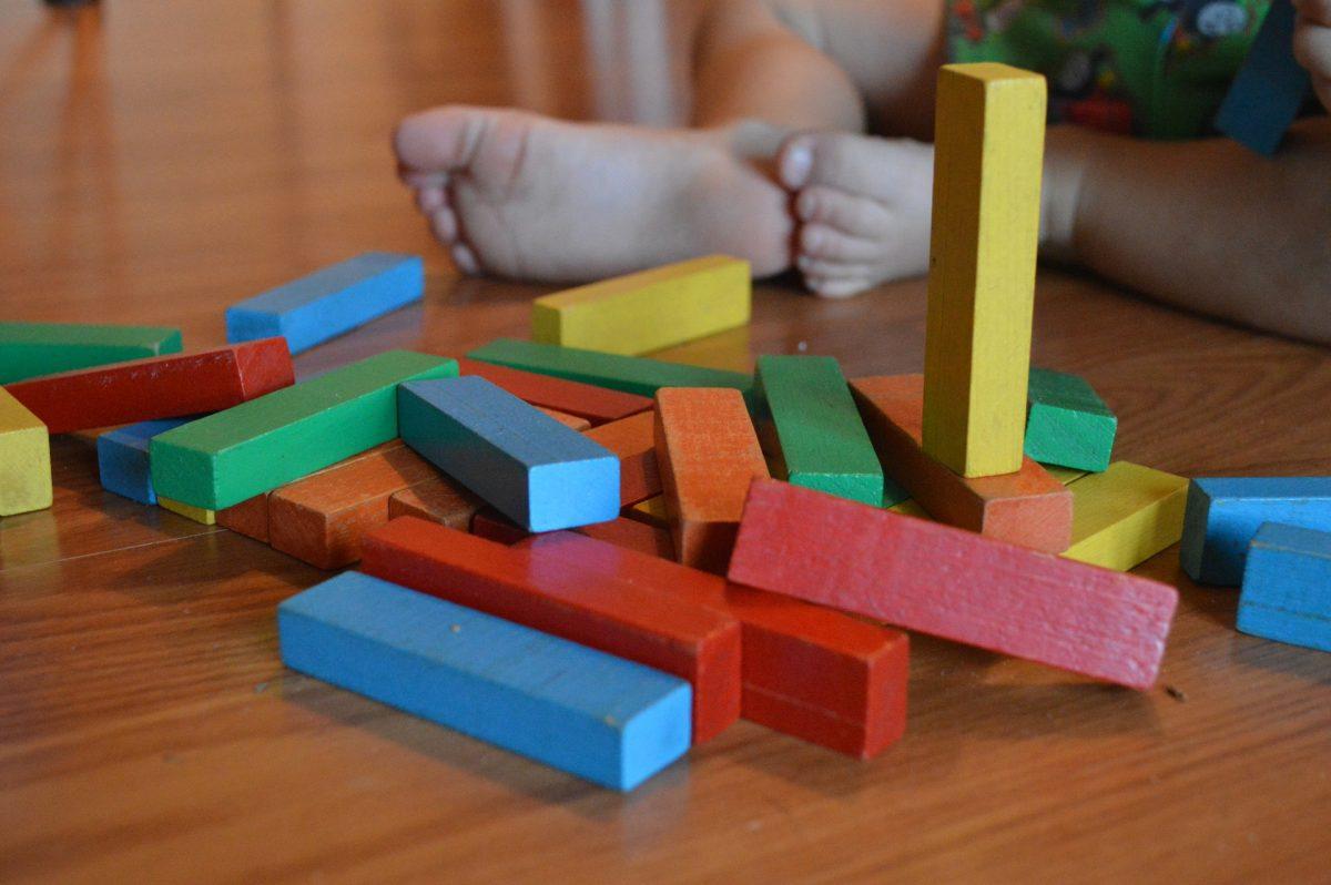 Juguetes para crecer jugando